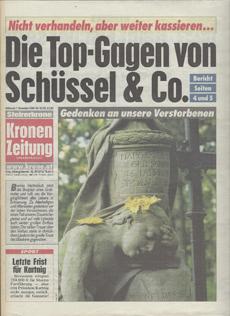 Zeitung: Kronen Zeitung