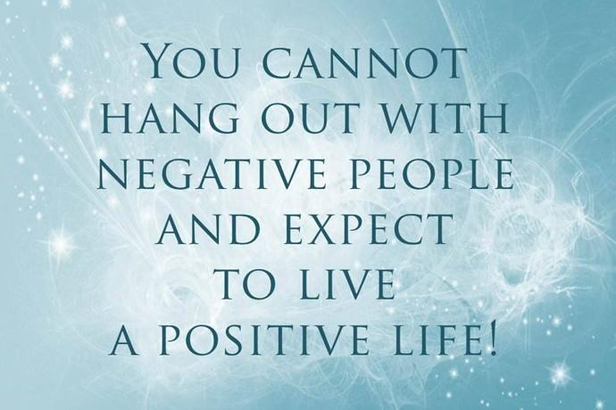Video: Meiden Sie negative Menschen!