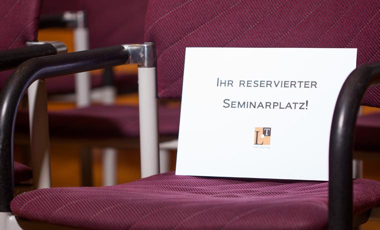 Seminare & Workshops in Wien, Langenzersdorf, Graz und in Ihrem Unternehmen!